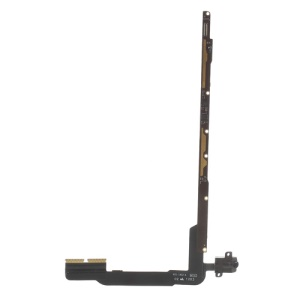 OEM for iPad 4 Wi-Fi + 3G Audio Headphone Jack Flex Cable with Board