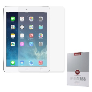 Remax for iPad Air Ultra-thin 9H Tempered Glass Screen Guard Film (Arc Edge)