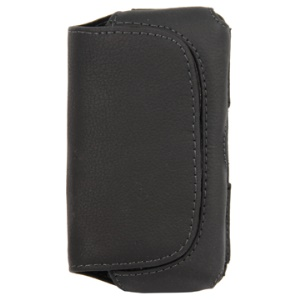 Elegant Leather Holster Case for iPhone 4 4S (All Versions)