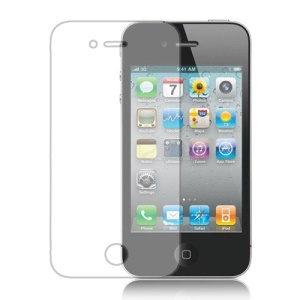 Clear Screen Protector Guard Film for iPhone 4S/4