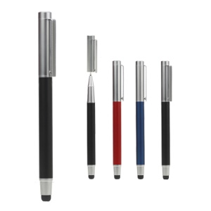 Capacitive Stylus Touch Pen for iPhone 5 4S 4 The New iPad For iPod Touch For Samsung S 4 IV i9500 Smartphone etc;Black