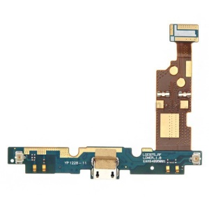 Dock Connector Charging Port Flex Cable Ribbon for LG Optimus G E973 E975 Replacement
