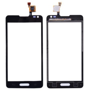 OEM Touch Screen Digitizer Repair Part for LG Optimus F6 D500 - Black