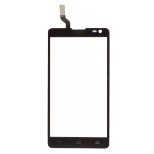 OEM Digitizer Touch Screen Replacement Part for LG Optimus L9 II D605 - Black