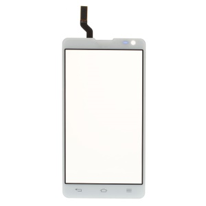 OEM Digitizer Touch Screen Replacement Part for LG Optimus L9 II D605 - White
