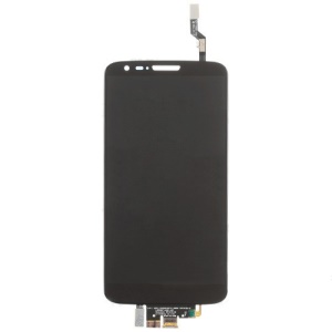 OEM LCD Screen and Digitizer Assembly for for LG G2 D802 - Black