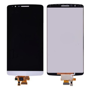 OEM LCD Screen and Digitizer Assembly for LG G3 D850 D855 D852 - White