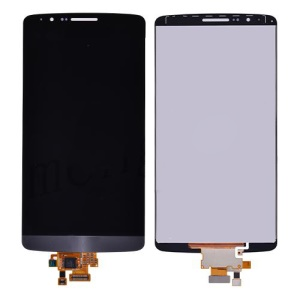 OEM LCD Screen and Digitizer Assembly for LG G3 D850 D855 D852 - Gray