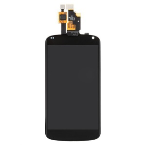 LCD Display + Touch Screen Digitizer Assembly Parts for LG Google Nexus 4 E960