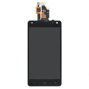 LCD Screen and Digitizer Assembly for LG Optimus G E975 (OEM)