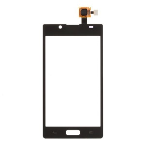 OEM Black Touch Screen Digitizer Glass Lens Parts Replace for LG Optimus L7 P700 P705