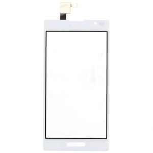 LG Optimus L9 P760 Digitizer Touch Screen with Frame (OEM) - White