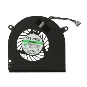 New OEM for Apple Macbook Pro Unibody A1278 13.3 inch CPU Cooling Cooler Fan ZB0506AUV1-6A DC5V 1.7W 2008 2009 2010 2011