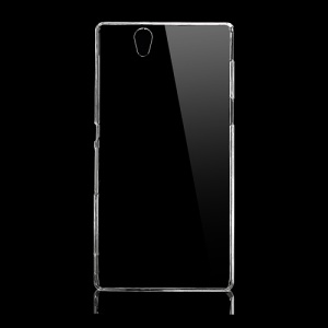 Slim Clear Crystal Case Cover for Sony Xperia Z C6603 C6602 L36h HSPA+ LTE