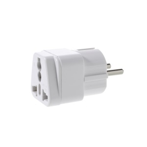 Travel Power Adaptor with Europe Socket Plug;High quality