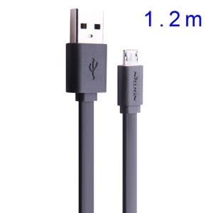 Nillkin High Speed Micro USB Sync Charging Cable for Samsung HTC LG Nokia Huawei Etc - Black