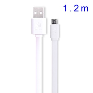 Nillkin High Speed Micro USB Sync Charging Cable for Samsung HTC LG Nokia Huawei Etc - White