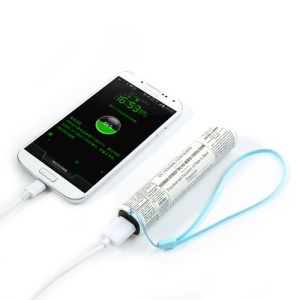 3000mAh Celltu Newspaper Style Energy Stick Mobile Power Charger for iPhone iPod Samsung HTC