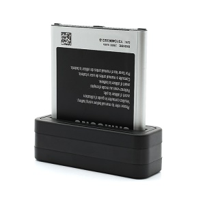 Portable USB Battery Charger Desktop Cradle Dock for Samsung Galaxy S IV S4 i9500 i9502 i9505