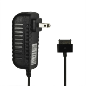 AC Wall Travel Charger for ASUS EeePad Transformer TF101 TF201 TF300T TF700T