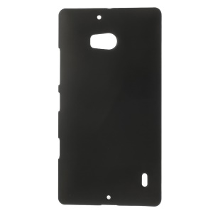 Black Rubberized Hard Case for Nokia Lumia 930 / Lumia Icon 929