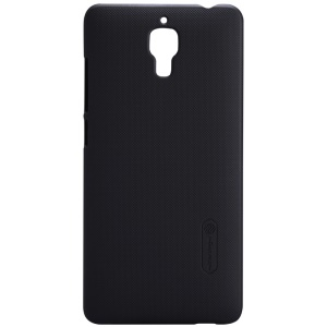 Nillkin for Xiaomi 4 MI4 Super Frosted Shield Hard PC Case w/ Screen Protector - Black
