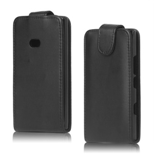 Vertical Leather Case Cover for Nokia Lumia 900