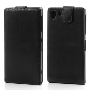 Classic PU Leather Flip Case for Sony Xperia Z1 Honami C6903 C6902 L39h