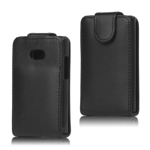 Vertical Leather Case Cover for LG Optimus L3 E400