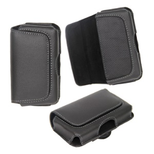 Portable Leather Holster Case for Samsung i9000 Galaxy S/i9001/Vibrant T959/T959V