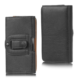 Lychee Leather Holster Case Pouch for Samsung Galaxy Note I9220 GT-N7000 I717 / Galaxy Note II N7100 / Note3 N9000 N9005