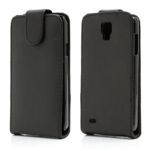 Magnetic Vertical Flip Leather Case Cover for Samsung Galaxy S4 Active I9295 I537