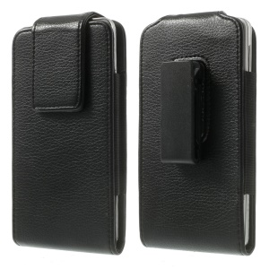Magnetic Leather Holster Case w/ Swivel Belt Clip for Samsung Galaxy Note 3 N9005, Size: 15.2 x 8.2 x 1cm
