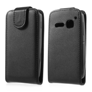 Vertcial Flip Leather TPU Inner Case for Alcatel One Touch SPOP OT4030D OT4030