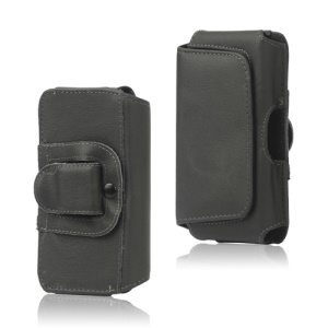 Premium Leather Holster Pouch Case for HTC One X One XL One X Plus / For Samsung i9250