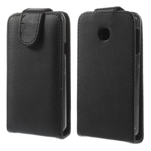 Magnetic Vertical Flip Leather Case for Huawei Ascend Y330