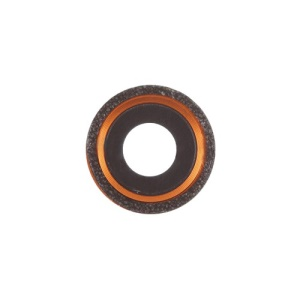 OEM for Motorola Moto X XT1060 (Verizon) Camera Lens Ring Replacement - Orange