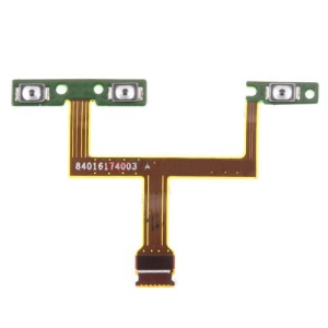 OEM Power Button Flex Cable Ribbon for Motorola Moto X XT1060 (Verizon)