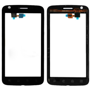 Motorola Atrix 4G MB860 Black Touch Screen Digitizer Glass Lens Replacement