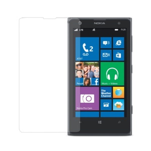Clear LCD Screen Protection Film for Nokia Lumia 1020