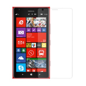 Clear LCD Screen Protector Film for Nokia Lumia 1520