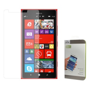 0.3mm Explosion-proof Tempered Glass Screen Protector Guard Film for Nokia Lumia 1520 (Arc Edge)