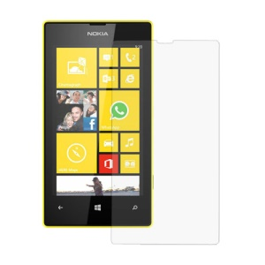 Clear LCD Screen Protector Guard for Nokia Lumia 520