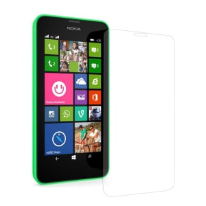 Clear Screen Protector Guard Film for Nokia Lumia 630 635