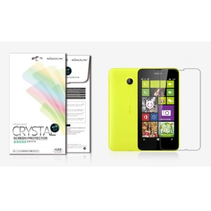 Nillkin Anti-fingerprint Super Clear LCD Screen Film for Nokia Lumia 630 635