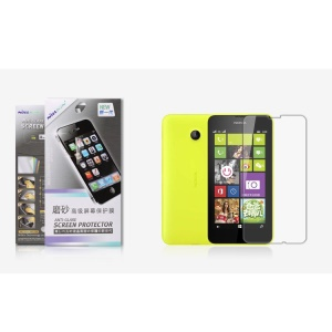 Nillkin Matte Anti-glare Anti-scratch Screen Protective Film for Nokia Lumia 630 635