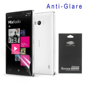 Matte Anti-glare Screen Guard Film for Nokia Lumia 930 / Lumia Icon 929 (Black Package)