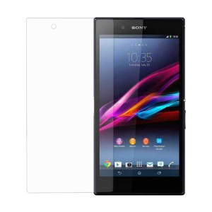 Clear Screen Protector Guard Film for Sony Xperia Z Ultra C6806 C6802 C6833