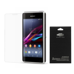 Clear LCD Screen Guard Film for Sony Xperia E1 D2004 / E1 Dual D2104 (with Black Package)