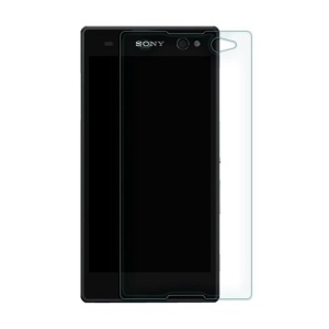 0.3mm Anti-explosion Tempered Glass Screen Protector for Sony Xperia C3 D2533 / C3 Dual D2502 (Arc Edge)